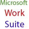 Microsoft Works Suite