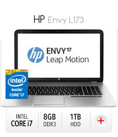 finance HP Envy L173 17.3