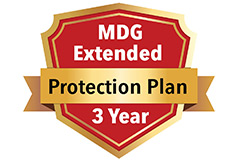 Premium Extended Protection Plan (3 years parts & labour)
