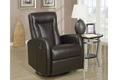 "<span style=""background-color: #ffffff; text-decoration-style: initial; text-decoration-color: initial;"">Reclining Leather Swivel Chair  <span style=""background-color: #ffffff; text-decoration-style: initial; text-decoration-color: initial;"">in Brown  - Click for more details"