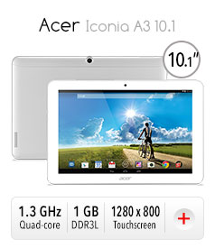 Acer Iconia A3 10.1 Tablet