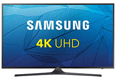 "Samsung 65"" 4K Ultra HD LED  Smart TV"