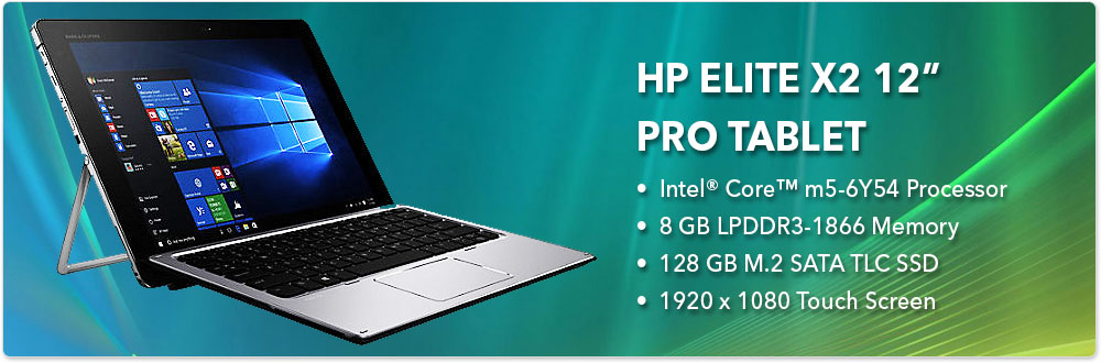 "HP Elite x2 12"" Pro Tablet"