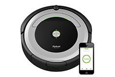 iRobot Roomba 690 Wi-Fi Connected Robot Vacuum - Click for more details