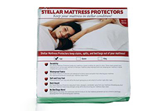 "Stellar Mattress Protector Full Size 11"" depth - Click for more details"