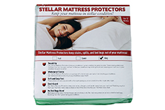 "Stellar Mattress ProtectorQueen Size 11"" depth  - Click for more details"