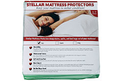 "Stellar Mattress ProtectorFull Size 13"" depth  - Click for more details"