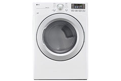 LG Dryer 7.4 cu.ft.  Ultra Large Capacity  - Click for more details