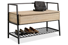 Harrison Storage Bench - Click for more details