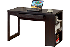 Ronnie Desk with Shelves - Click for more details
