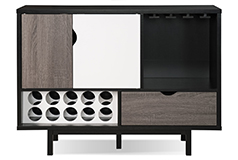 Wiston Bar Cabinetwith Wine Storage - Click for more details