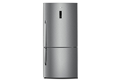 Hisense 17 Cu. Ft. Bottom-Mount Refrigerator  with Right Door Swing - Click for more details