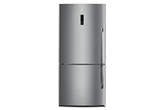 Hisense 17 Cu. Ft. Bottom-Mount Refrigerator  with Left Door Swing - Click for more details