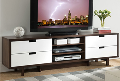 "Logan 71"" TV Stand - Click for more details"