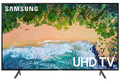 "Samsung 75"" UHD HDR 4K LED Smart TV NU7100 2018 Model - Click for more details"