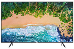 "Samsung 55"" 4K  UHD HDR LED Smart TV NU7100 - Click for more details"