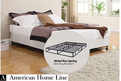 "Sleep Rest 13"" King Mattress Set Includes: Mattress and  2-in-1 Bed & Box Spring - Click for more details"