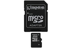 Kingston 32GB MicroSD - Click for more details