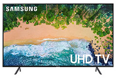 "Samsung 58""  4K UHD LED Smart TV NU7100 2018 Model<br /> - Click for more details"