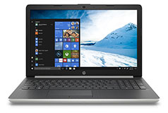 "HP 15.6"" i5-8250U Laptop"