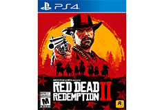Red Dead Redemption 2 - PS4  - Click for more details