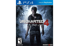Uncharted 4 A Thief's End - PlayStation 4 - Click for more details