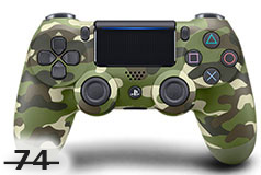 PS4 Dualshock 4 Wireless  Controller - Camo - Click for more details