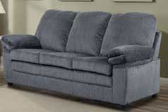London Sofa - Grey Chenille