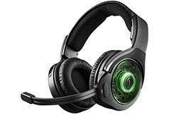PDP AG9 Wirelless Headphones for Xbox One  - Click for more details