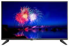 "Hisense 32"" Smart LED TV"