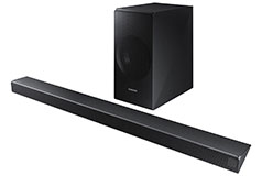 Samsung HW-N550/ZC 340-Watt Sound Bar with Wireless Subwoofer - Click for more details