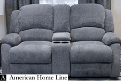 Crawford Luxury Recliner Loveseat - Click for more details