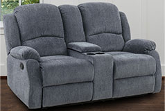 Crawford Recliner Loveseat - Click for more details