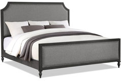 Brussels Queen Bed - Click for more details