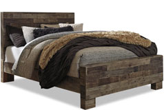 Derekson Queen Bed - Click for more details