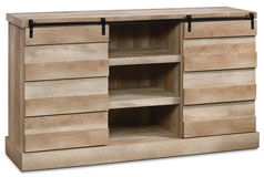 "Cannery Bridge 59"" TV Stand – Lintel Oak"
