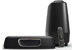 Polk Magnifi Mini Home Theater Sound Bar System