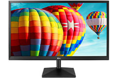 "LG 27"" Class FHD IPS LED Monitor    - Click for more details"