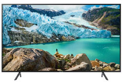 "Samsung 75"" Smart 4K UHD RU7100 TV"
