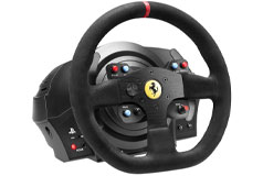 Thrustmaster T300 Ferrari Integral Racing Wheel Alcantara Edition  - Click for more details