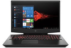 "HP Omen 17.3"" i7-9750H Laptop (12GB DDR4/ 128GB SSD, 1TB HDD/ GTX 1660 Ti/ Win 10) - Click for more details"