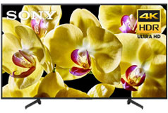 "Sony 55"" class X800 Series 4K HDR UHD Smart TV  - Click for more details"