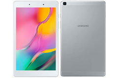 "Samsung 8"" Galaxy Tab A (2019) - Silver (Quad-Core/2GHz/2GB of RAM/32GB/Android) - Click for more details"