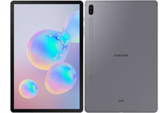 "Samsung S6 10.5"" Galaxy Tab 128GB Mountain Gray"
