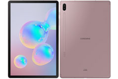"Samsung S6 10.5"" Galaxy Tab 128GB Rose Blush - Click for more details"