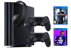Playstation 4 Pro 1TB NHL20 Gaming Bundle - Click for more details
