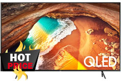 "Samsung 65"" Class QLED Smart 4K UHD TV - Click for more details"