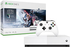 Xbox One S 1TB Star Wars Jedi: Fallen Order Bundle - Click for more details