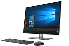 "HP Pavilion 24"" 24-xa1149 All-in-One Desktop (AMD Ryzen 5/8GB/1TB HDD&256GB SSD/Win 10) - Click for more details"