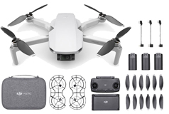 DJI Mavic Mini Bundle - Click for more details